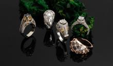 Albert Kaz Jewelry