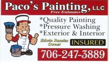 Paco's Painting LLC