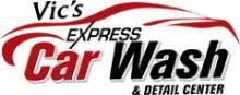 Vic's Express Car Wash & Detail Center