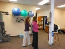 Battle Ground Physical Therapy: Mackiewicz Christy